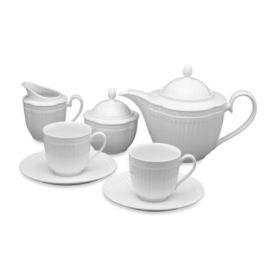 Mikasa® Italian Countryside 7-Piece Tea Set