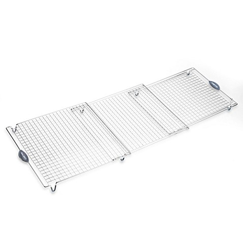 Real Simple® 3-In-1 Expandable Cooling Rack