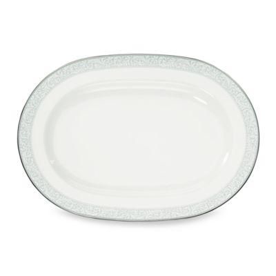Noritake® Alderwood 14-Inch Oval Platter