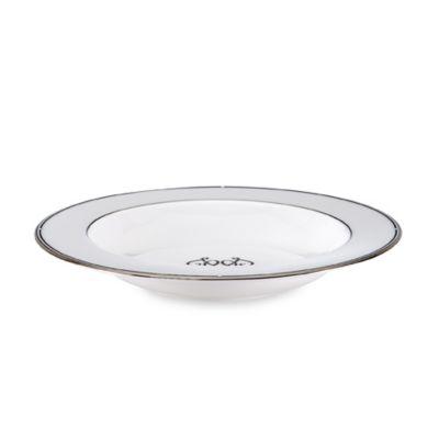 Lenox® Scripted Platinum 6-Inch Pasta Bowl