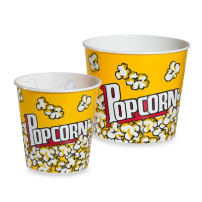 Cinema Style Large Popcorn Tub