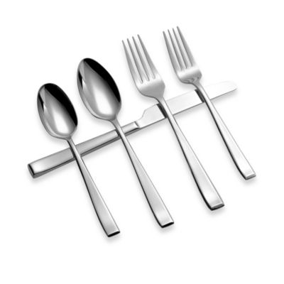 Cambridge® Silversmiths Logan 20-Piece Flatware Set