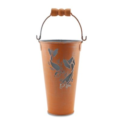 Koi Fish Citronella Bucket