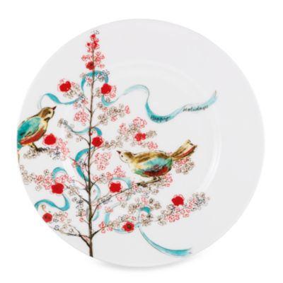 Simply Fine Lenox® Chirp 9 1/4-Inch Seasonal Salad/Luncheon Plate
