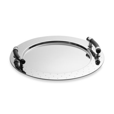 Michael Graves for Alessi Round Tray with Handles