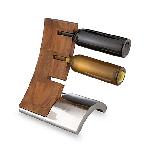 Nambe Eclipse Wine Rack