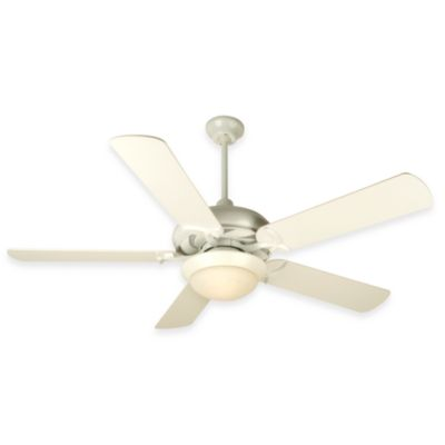 Design Trends Cosmos Ceiling Fan in White