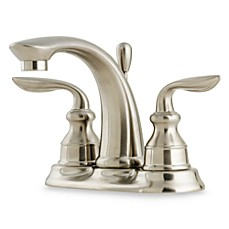 Price Pfister® Avalon 4-Inch Centerset Faucet in Brushed Nickel