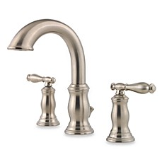 Price Pfister® Hanover 8-Inch Widespread Faucet in Nickel