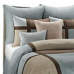 Hudson Street Blue 8-Piece Duvet Cover Set