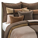 Hudson Street Chocolate 8-Piece Duvet Cover Set