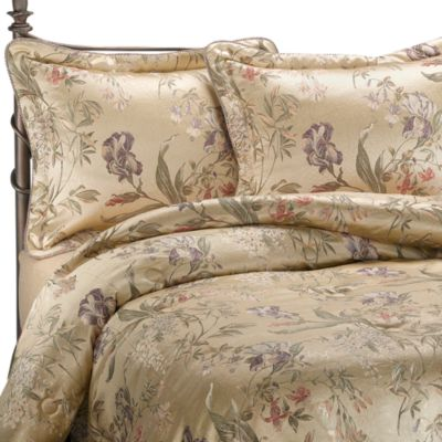 Croscill® King Comforter Set in Iris