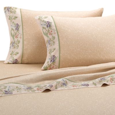 Croscill King Sheet Set