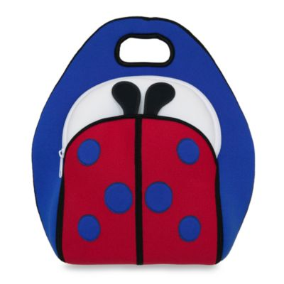 DabbaWalla Lunch Bag in Cute as a Bug