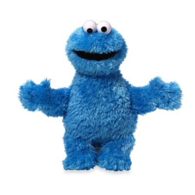 Gund® Sesame Street® 12-Inch Plush Cookie Monster