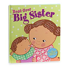 Best-Ever Big Sister Book by Karen Katz