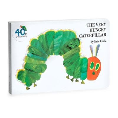 Eric Carle's The Very Hungry Caterpillar Books