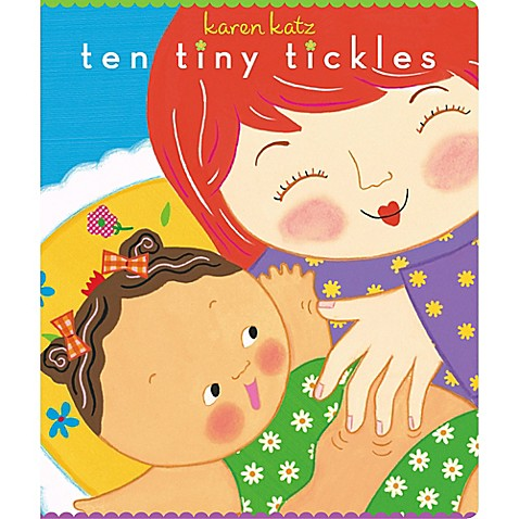 Ten Tiny Tickles by Karen Katz