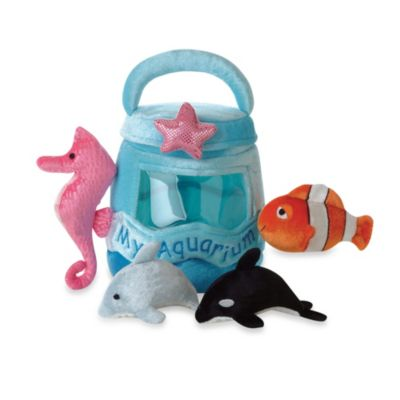 Playsets > Aurora® World My Aquarium Baby Talk Playset