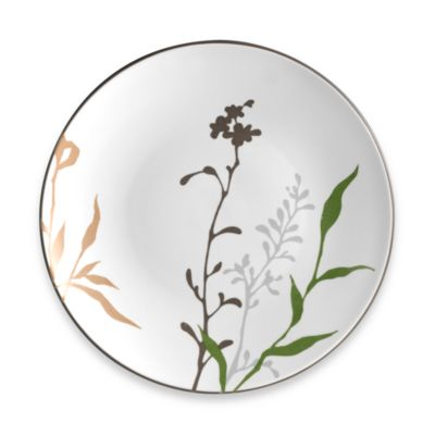 Botanical 10 1/2-Inch Dinner Plate (Set of 4)