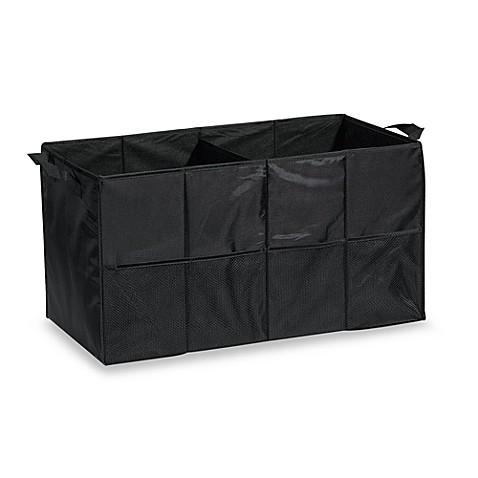 Honey-Can-Do® Folding Trunk Organizer