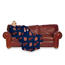 MLB Detroit Tigers Comfy Throw™ Blanket with Sleeves