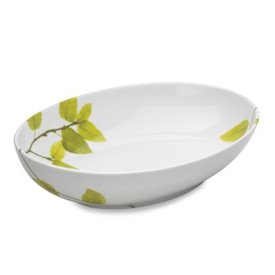 Mikasa® Daylight 10 1/2-Inch Oval Vegetable Bowl