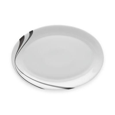 Mikasa® Jazz 13 3/4-Inch Oval Platter