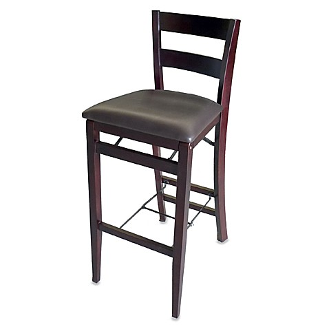 Soho 30 Quot Folding Bar Stool Bed Bath Amp Beyond