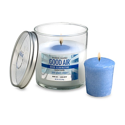 Yankee Candle® Good Air™ Odor Eliminating Votive Candle