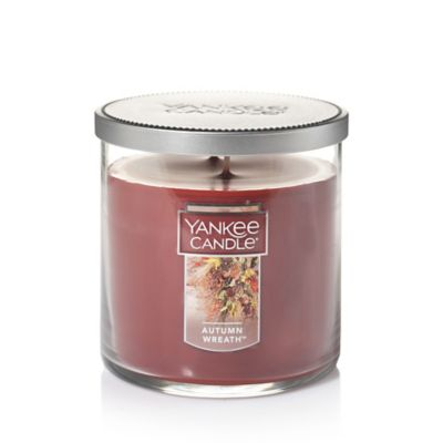 Yankee Candle® Housewarmer® Autumn Wreath Medium Lidded Candle Tumbler