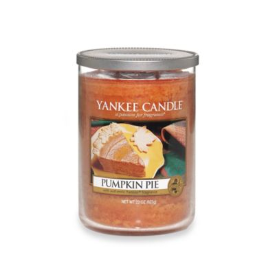 Yankee Candle® Housewarmer® Pumpkin Pie Large Lidded Candle Tumbler