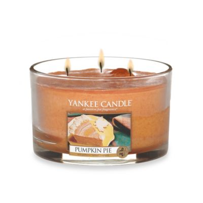 Pumpkin Pie Candle