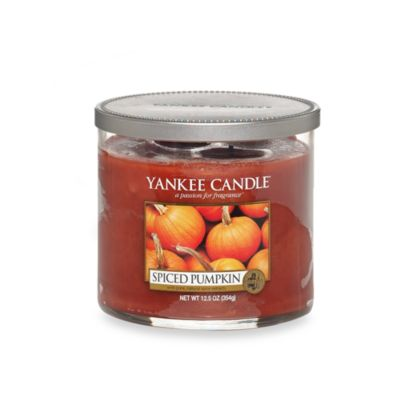 Yankee Candle® Housewarmer® Spiced Pumpkin Medium Lidded Candle Tumbler