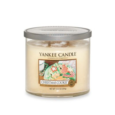 Yankee Candle® Housewarmer® Christmas Cookie™ Medium Lidded Candle Tumbler
