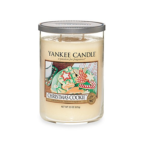 Yankee Candle® Housewarmer® Christmas Cookie™ Large Lidded Candle Tumbler
