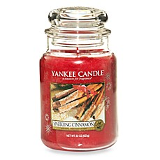 Yankee Candle® Housewarmer® Sparkling Cinnamon Candles