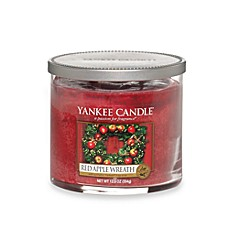 Yankee Candle® Housewarmer® Red Apple Wreath™ Medium Lidded Candle Tumbler