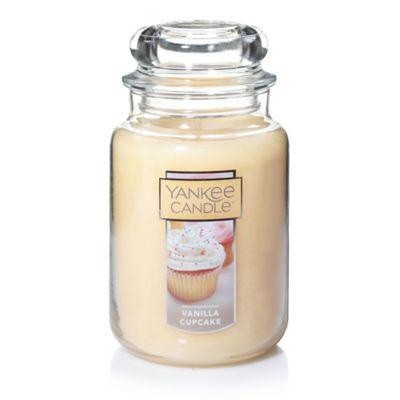 Yankee Candle® Housewarmer® Vanilla Cupcake Large Classic Candle Jar