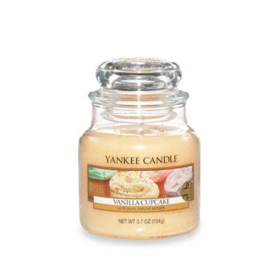 Yankee Candle® Housewarmer® Vanilla Cupcake Small Classic Candle Jar