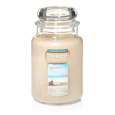 Yankee Candle® Housewarmer® Sun & Sand™ Large Classic Candle Jar