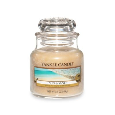 Yankee Candle® Housewarmer® Sun & Sand™ Small Classic Candle Jar