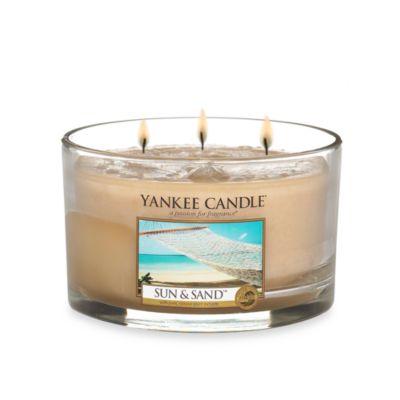 Yankee Candle® Housewarmer® Sun & Sand™ 3-Wick Candle