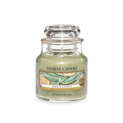 Yankee Candle® Housewarmer® Sage & Citrus Small Classic Candle Jar