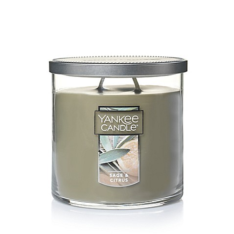 Yankee Candle® Sage & Citrus Medium Tumbler Candle