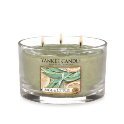 Sage & Citrus Yankee Candle