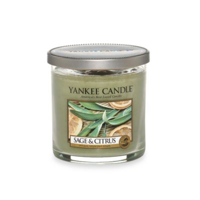 Yankee Candle® Housewarmer® Sage & Citrus Small Lidded Candle Tumbler