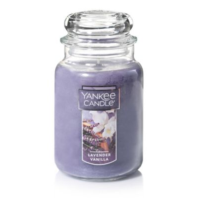 Yankee Candle® Lavender Vanilla Large Classic Candle Jar
