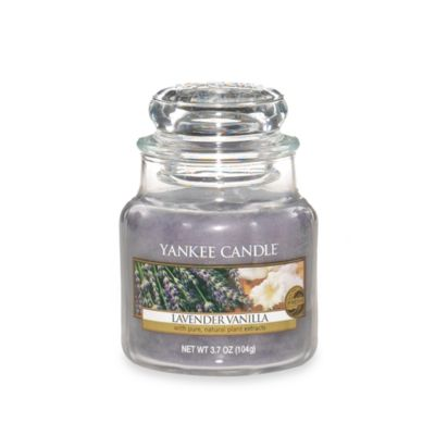 Yankee Candle® Lavender Vanilla Small Classic Candle Jar