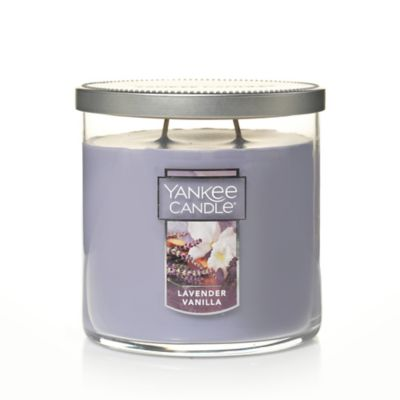 Yankee Candle® Lavender Vanilla Medium Lidded Candle Tumbler